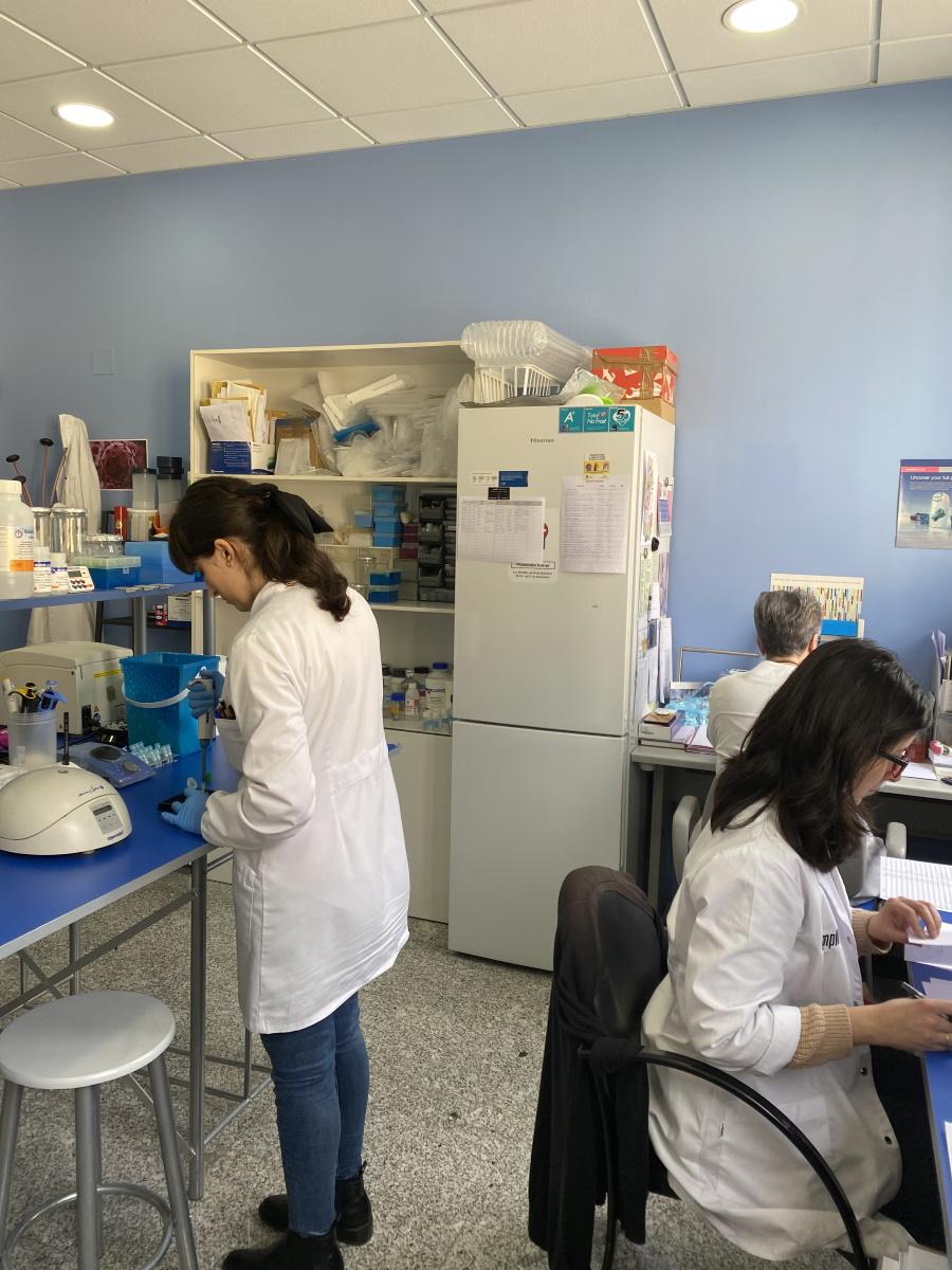 Ampligen cuenta con equipos y profesionales especializados en realizar pruebas de paternidad y tests de ADN